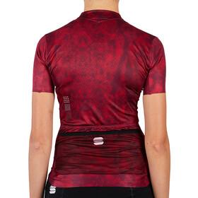 Sportful Escape Supergiara Jersey Women, czerwony